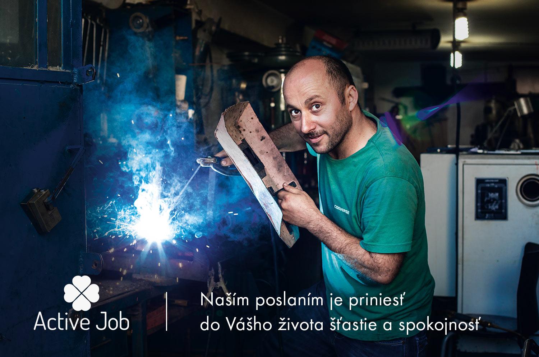 Práca Žilina a okolie